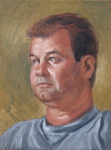 Portrait using Student Palette