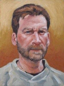 Portrait using the student palette