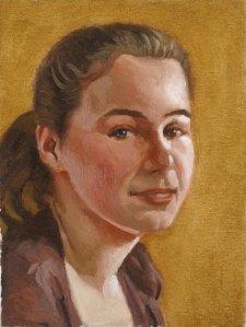 Student Palette Portrait