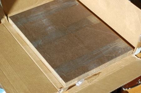 Aquabord packaging